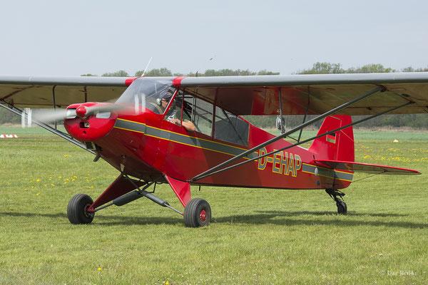 Piper PA-18-95 Supercub (D-EHAP)