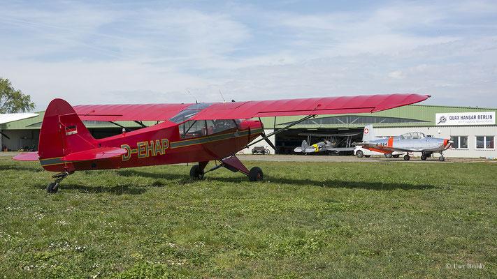 Piper PA-18-95 Super Cup (D-EHAP)