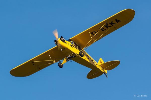 D-EKKA Piper J3C (D-EKKA)