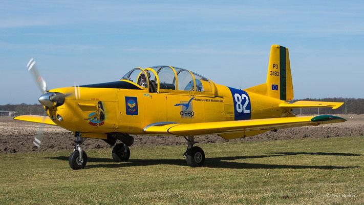 Pilatus PC-3 (F-AZPU)