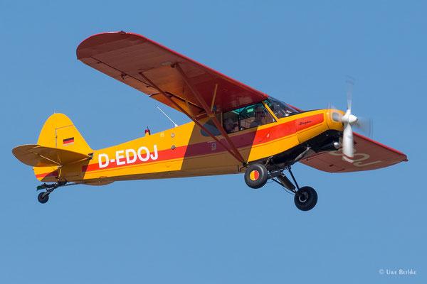 Piper PA-18 Super Cub (D-EDOJ)