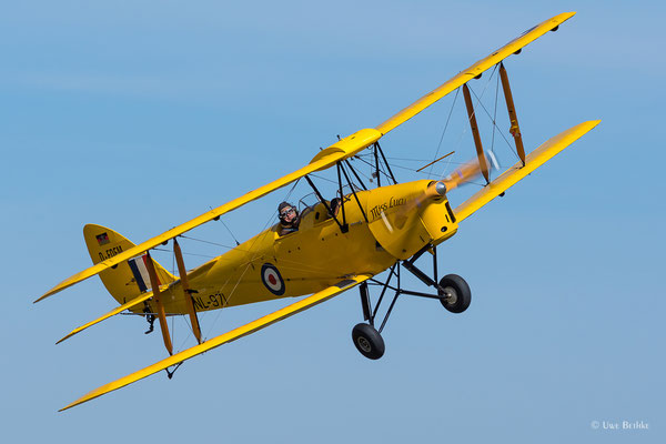 de Havilland D.H.82a Tigermoth (D-EDEM)