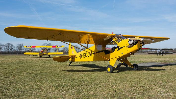 Piper PA-18 Super Cub (D-EOJM)