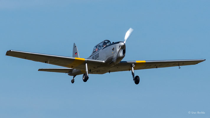 de Havilland DHC-1 Chipmunk (D-ELLY)