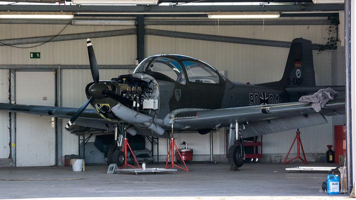 Piaggio 149D / Focke Wulf (D-EAXT)
