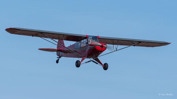 Piper PA-18 Supercub (D-EHAP)