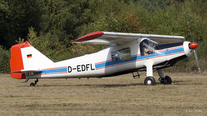 Dornier Do 27 - D-EDFL