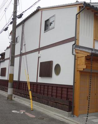 木製オリジナル平垣完成