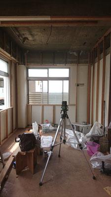 府産材|羊毛断熱材|リノベーション|京都改装工事|緑の工務店|タクミ建設株式会社