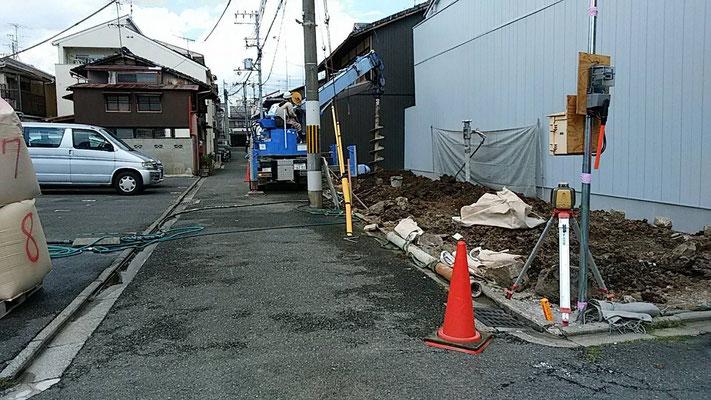 R元年公募型事業応募予定:新築物件_地盤補強工事
