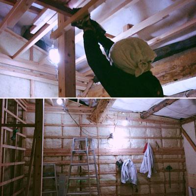 祇園八坂ゲストハウス|京都府産材|木のまちづくり推進事業|緑の工務店|タクミ建設