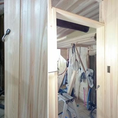 桧上小枠材|京都府産材|木のまちづくり推進事業|緑の工務店|タクミ建設
