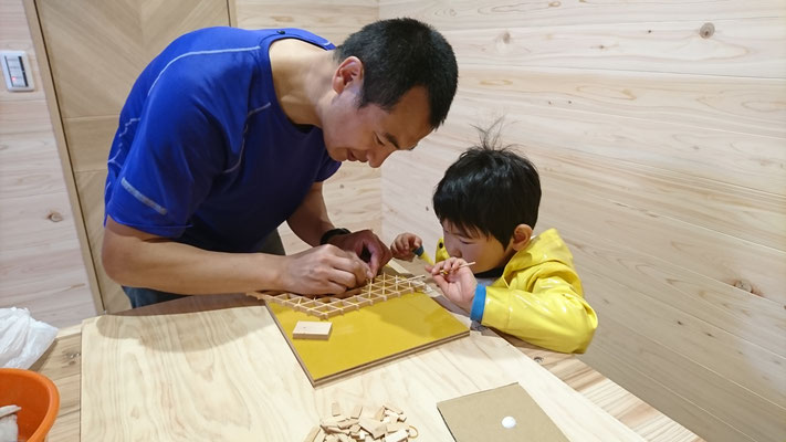 次世代京町家の会_第2回組子細工教室