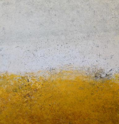Pollen 100x100cm 2020