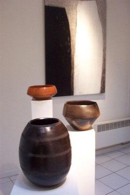 Expostion Galerie Éric Dumont