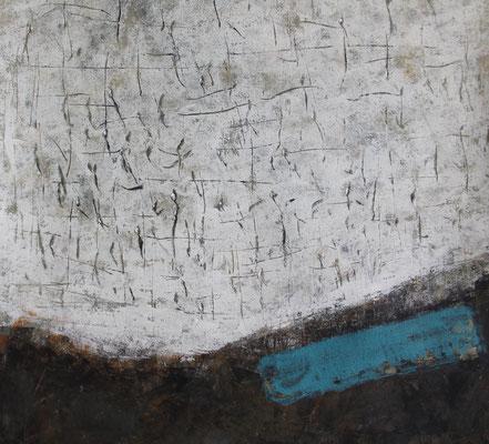 Matière couleur 2  32x32cm  2020