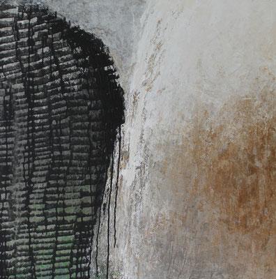 Striatura N°2 100x100cm 2015