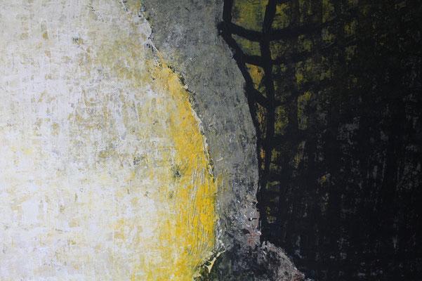 Striatura N°3  162x97cm 2015