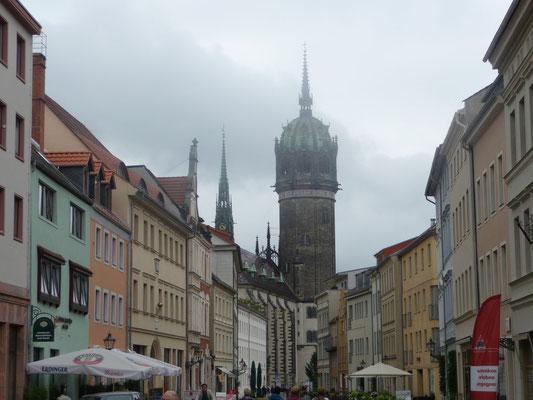 Die Schlosskirche in Wittenberg kommt in Lutherjahr 2017 einer besonderen Bedeutung zu.