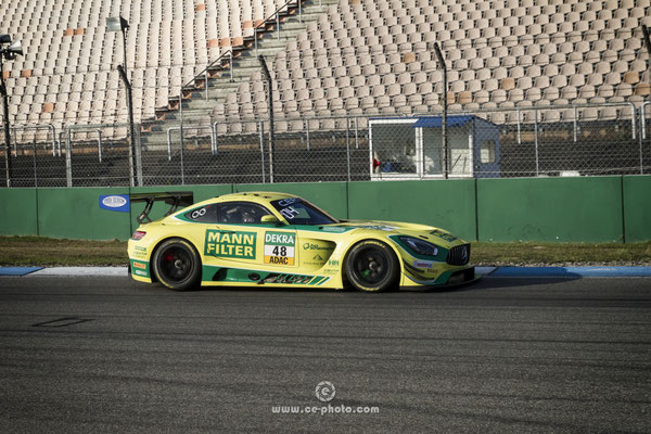 Mercedes-AMG Team HTP Motorsport
