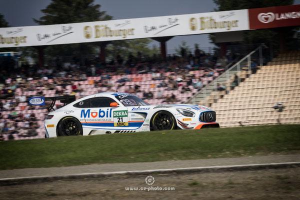 Mercedes-AMG Team ZAKSPEED 3