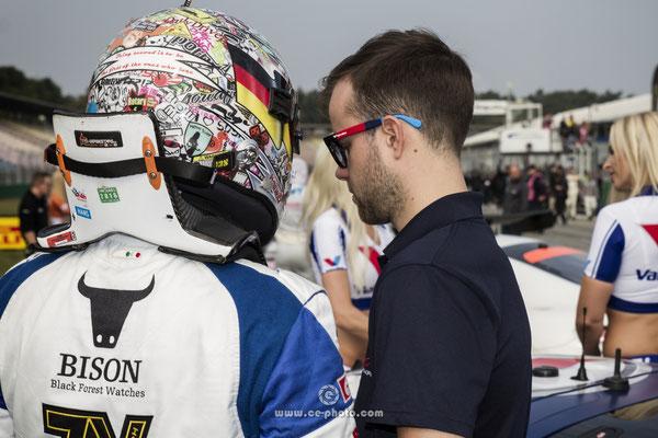 Daniel Keilwitz und Jules Gounon