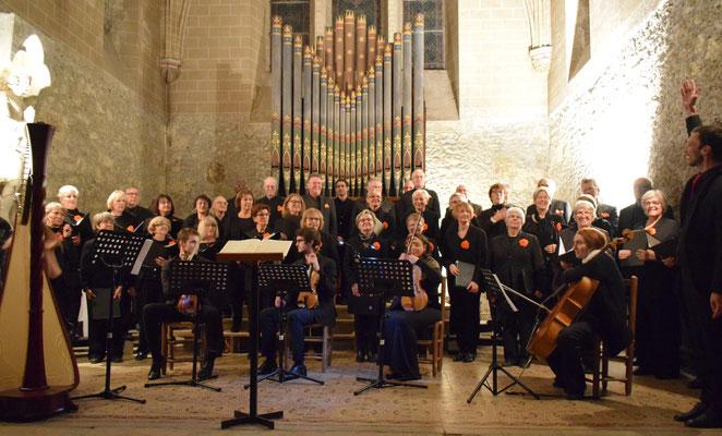 2019-Abbaye ND de la Roche, Lévis St Nom
