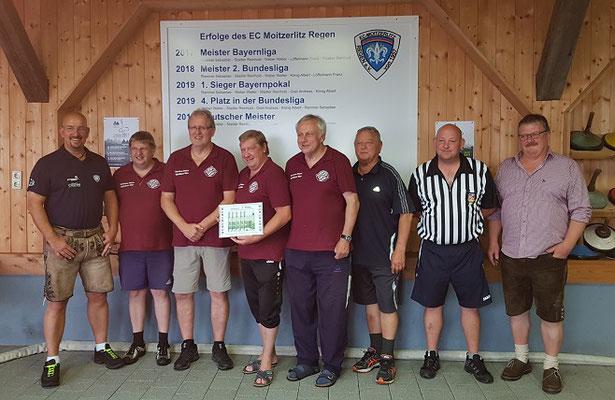 Sieger Gruppe A: SpVgg Oberkreuzberg