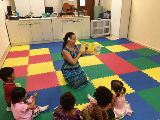 Music school for children in Hawaii