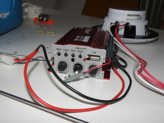 Verstärker des BKR V4.0