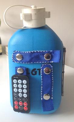 Knopfreihen mit integrierten Haupt- und Lichtschaltern