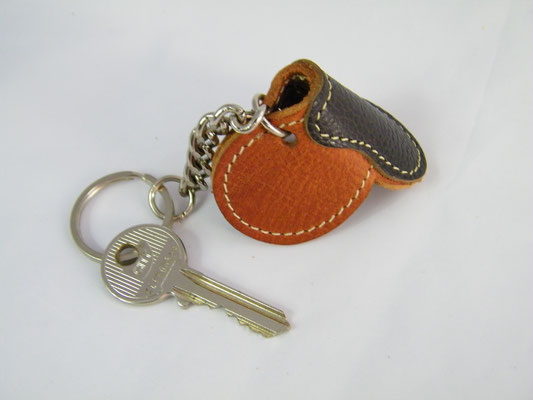 porte-clés, cuir, selle, cavalier, cheval, équestre