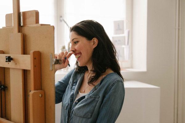 04.  Dessin de ville - Audrey Apruzzese - Dessinatrice Lyonnaise Créatrice