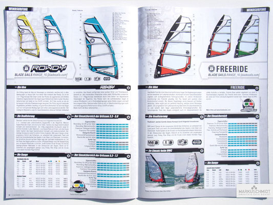 Job: Editorial, Client: TTP Brandnews Magalog (Tekkno Trading Project GmbH), Chapter: Blade Sails