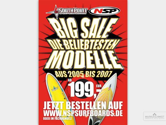Job: Ad, Client: NSP Germany (Tekkno Trading Project GmbH)