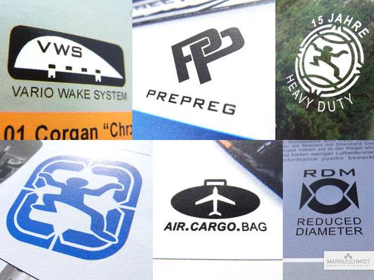 Job: Logos & Icons, Client: Tekknosport