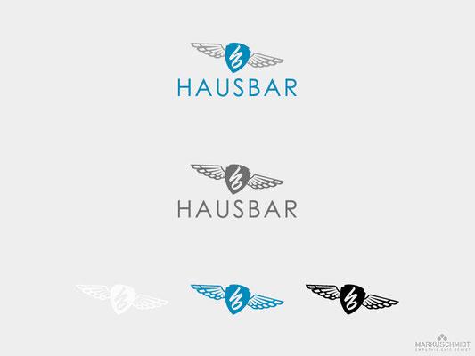Job: Logo Design, Client: Hausbar Lüneburg