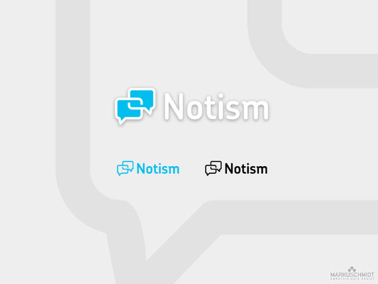 Job: Logo Design, Client: HarborNation UG, Notismapp