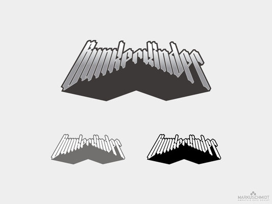 Job: Logo Design, Client: Bunkerkinder
