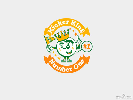 Job: Artwork, Client: Kicker King