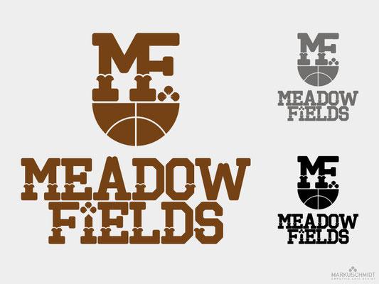 Job: Logo Design, Client: Meadow Fields, League: no