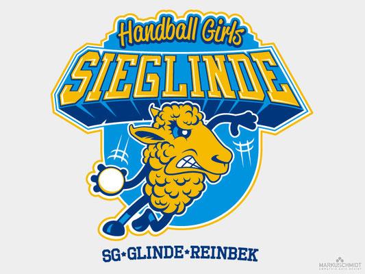 Job: Logo Design, Client: Handball Verein Sieglinde