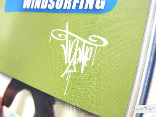 Job: Icon, Client: T-Zone Windsurffins