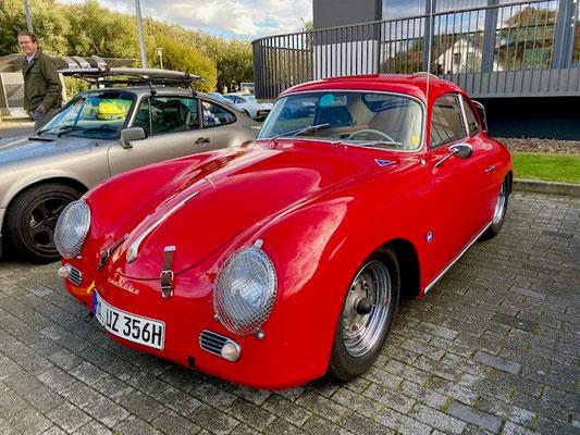 Wunderschöne Fahrzeuge vor Porsche auf Sylt