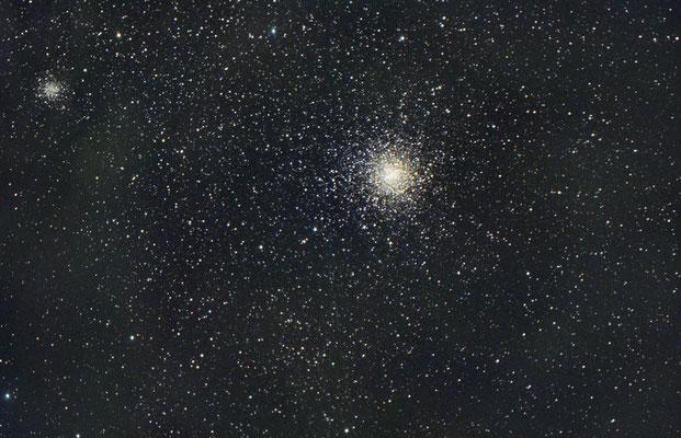 M4 et Mel147 dans le Scorpion