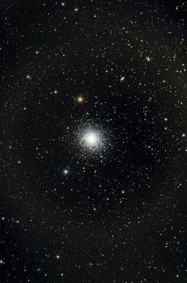 M13, 36x300s, C14 hyperstar, 7 août 2016, Lionel
