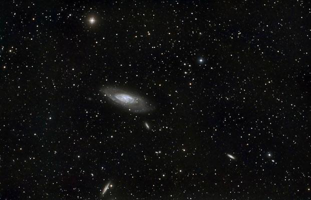 M106, C14 hyperstar + QHY8L sur EQ8, 18x5min, 22 avril, Lionel