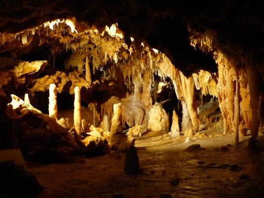 4 août : la grotte du Grand Roc