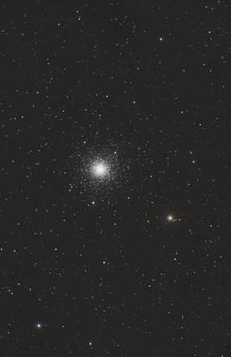 M3, C14 hyperstar + QHY8L, 20 x 2min, 18 avril 2015, Lionel