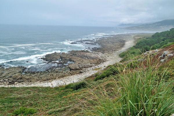 Spanische Atlantikküste